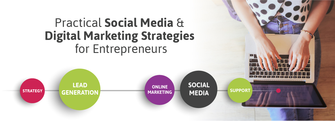 AMPLIFY! Business Academy Practical Social Media & Digital Marketing Strategies for Entrepreneurs